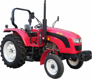 4 Wheel Tractor SH800 2WD 80HP pictures & photos