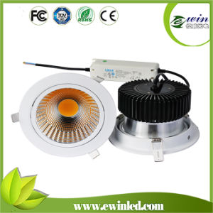 Aluminum Material Body 30W Epistar LED Downlight pictures & photos