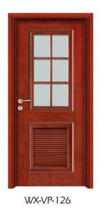 Wooden Door (WX-VP-126) pictures & photos