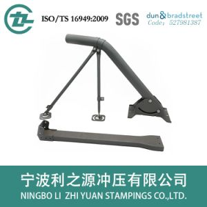 TV Satellite Receiver Bracket for Outdoor Use Stamping pictures & photos