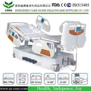 Care Folding Hospital Bed/Orthopedic Hospital Bed/Metal Hospital Bed pictures & photos