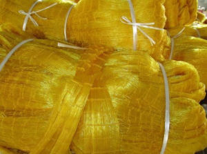 Yellow Nylon Monofilament Fishing Nets pictures & photos