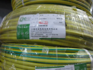 UL1015 Electrical Cable 4AWG 600V pictures & photos
