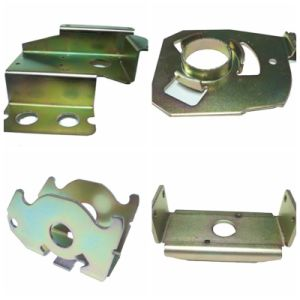 Sheet Metal Stamping Part (ZX188) Bracket for Spare Parts pictures & photos