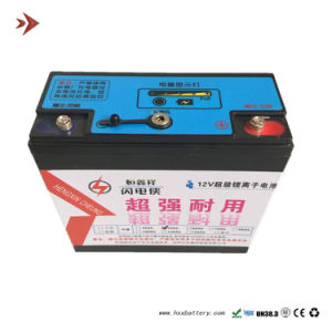 12V 30ah Battery Large Working Current for Car Starting pictures & photos