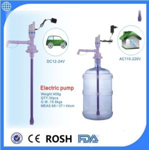 Hand Press Drink Water Pump for Water Dispenser pictures & photos