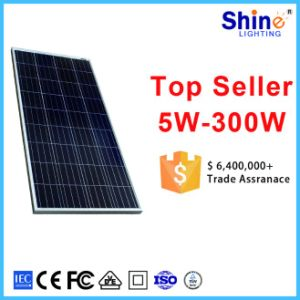 150W Polycrystalline Solar Panel with TUV & Ce Certificate pictures & photos