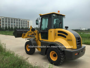 Csrex New CS915 Streamline Loader with Middle Hinge pictures & photos