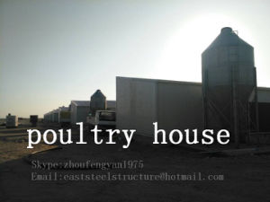 Poultry Farm Agricultural Machinery with Steel Silo pictures & photos