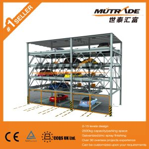 Automatic Vertical Rotary Parking System Prie pictures & photos