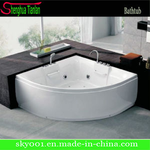 New Hot Corner Whirlpool Jet Tub (TL-304) pictures & photos