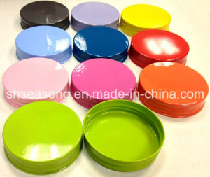 Metal Cap / Tin Lid / Bottle Cap with Coating (SS4508) pictures & photos