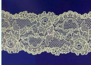High Quality Raschel Lace Trim pictures & photos