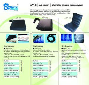 Alternating Pressure Air Cushion for Seat and Wheelchair C01-C03