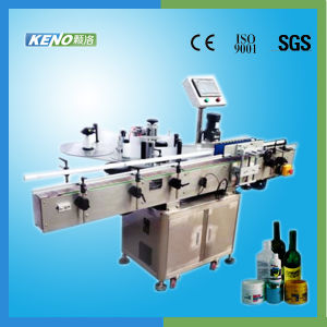 Automatic Glass Bottle Labeling Machine (KENO-L108) pictures & photos
