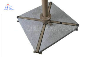 Hz-Dz35 Marble Base Fit for Garden Umbrella Base Outdoor Umbrella Base Parasol Base Patio Base Sun Umbrella Base pictures & photos