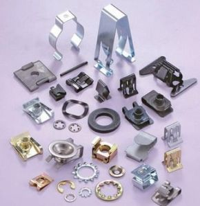 Precision Stainless Steel Metal Stamping Mechanical Parts pictures & photos