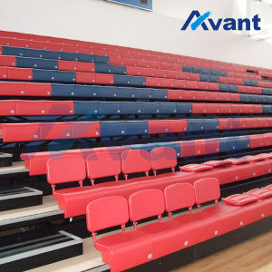 Vogue Telescopic Seating Retractable Seating Gym Seating