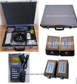 TDS-100 Handheld Ultrasonic Flowmeter Portable Ultrasonic Flowmeter pictures & photos