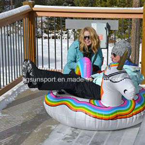 Winter Snow Tube - The Ultimate Sled & Toboggan pictures & photos