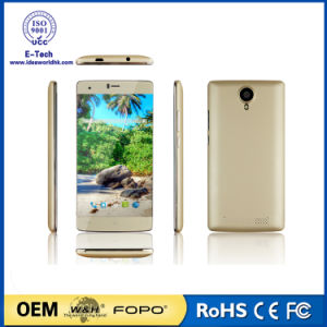 "Hot 5"" IPS 720*1280 Lte 4G Smart Mobile Phone pictures & photos"