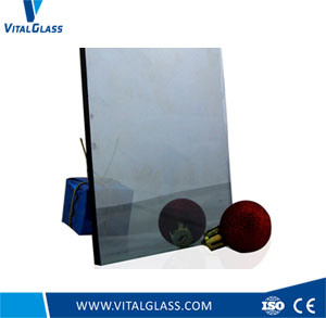 Light Blue Reflective/Tinted/Tempered Building Glass/Patterned Glass pictures & photos