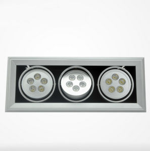 3X5w LED Downlight /LED Recessed Light for Lighting