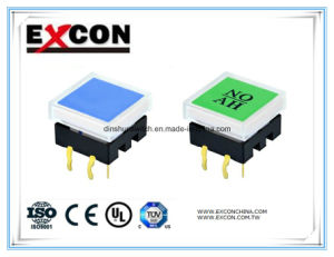 Ts12 Light Color Customed Tact Switch Manufacture Switches