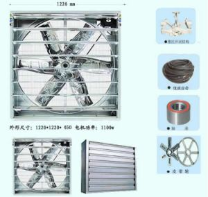 Rst Series Push-Pull Centrifugal Fan pictures & photos