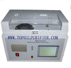 Model Automative Oil Resistivity and Dielectric Loss Insulating Oil Tester pictures & photos