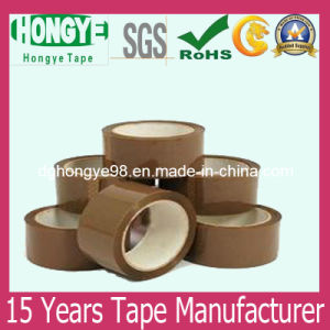 Brown BOPP Packing Tape for Carton Sealing