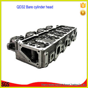 Engine 11041-6tt00 Cylinder Head Cyqd32t Qd32t Qd32 for Nissan Frontier 3153cc 1997-