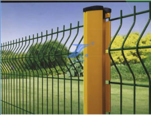 High Security Wire Mesh Fence Manufacturer pictures & photos