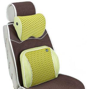 Electric Vibrating Massage Travel Neck Pillow / Smart Auto Car Massage Pillow pictures & photos