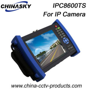 "7"" Universal CCTV IP Camera Tester with Full Functions (IPCT8600TS) pictures & photos"