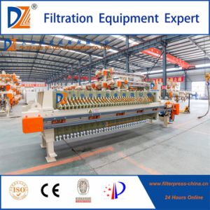 Automatic PP/TPE Membrane Filter Press for Sunflower Seeds Oil Production pictures & photos