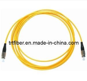 FC/FC SM SX Fiber Optic Patch Cord (FC fiber jumper) pictures & photos