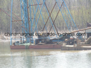 Sand Drilling Rig Suction Dredge for Sand Mine pictures & photos
