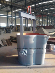 New Design Slag-Iron Separation Ladle / Variety Ladles for Casting Area pictures & photos