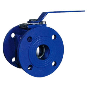 Flanged Ball Valve in Pn10 pictures & photos