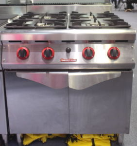4 Burner Gas Free Standing Cooker with Gas Oven (HGR-94G) pictures & photos