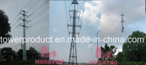 Self-Supporting Lattice Telecom Tower pictures & photos
