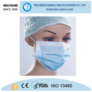 Funny Face Disposable Surgical Mask Non Woven Face Mask Dental Face Mask pictures & photos