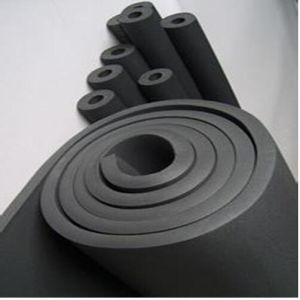 1m Width Foam Rubber Insulation Sheet pictures & photos