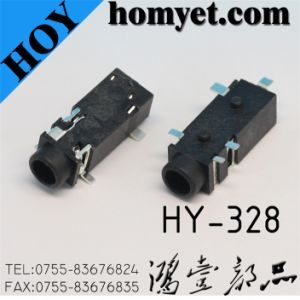 3.5mm 5pin SMD AV Jack/Phone Jack (Hy-328) pictures & photos