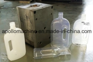 500ml 750ml 1L PE Detergent Bottles Automatic Blow Molding Machine pictures & photos