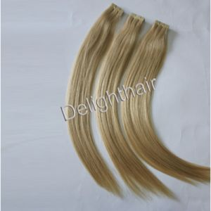 Double Drawn Real Remy Double Drawn Tape Hair Extensions Nhte-006