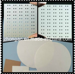 High-Purity Al2o3 Ceramic Substrate for Electronic Application pictures & photos