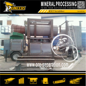 Wholesale Gold Mining Equipment Rotary Sand Washer Gold Washing Machine