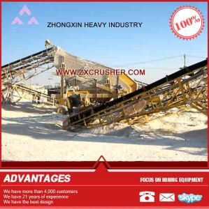 250-350 M3/H Stone Crusher Plant Layout pictures & photos